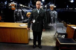 American soldier: Class A uniform