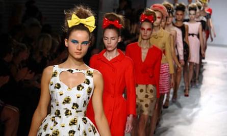 Luella: London Fashion Week Spring/Summer 2010 - Runway