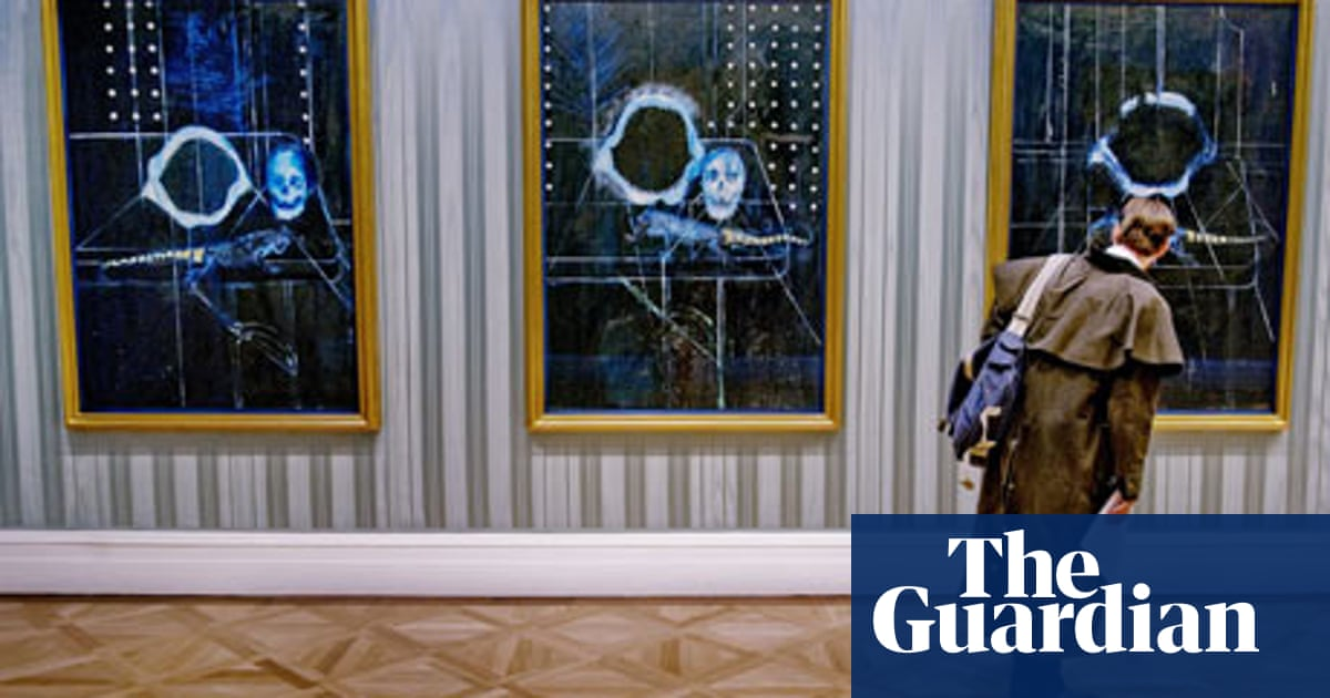 Damien Hirst Anyone Can Be Rembrandt Art And Design The Guardian