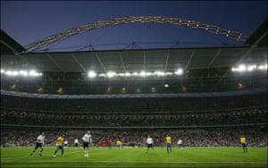 England v Brazil: England