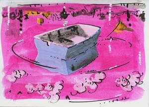 RCA Secret Postcards: RCA Secret Postcards 2322