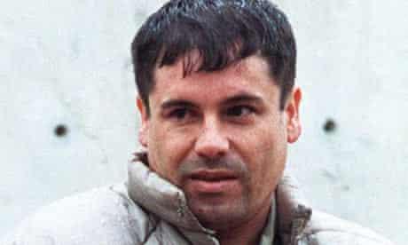 "Joaquin ""El Chapo"" Guzman in 1993"