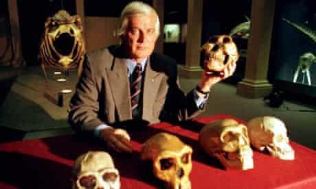 Australian Geology professor and climate change denier Ian Plimer