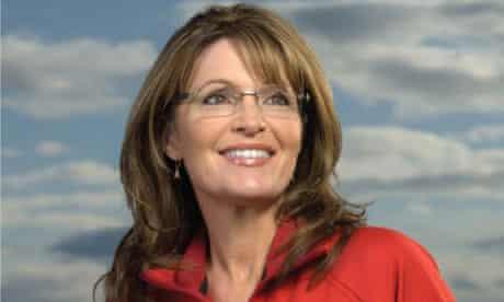 Cover of Sarah Palin's book Going Rogue: An American Life. Photograph: AP/Harper