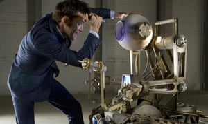 DOCTOR WHO - The Waters of Mars