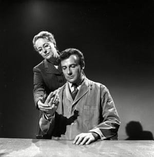 Edward Woodward obit: 1959: Edward Woodward in 'One A Penny, Two A Penny'