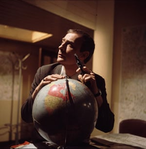 Edward Woodward obit: 1967: Edward Woodward as 'Callan'