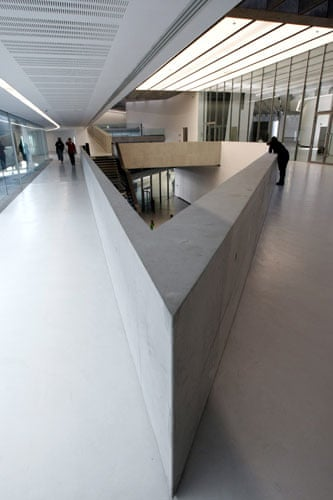 When In Rome Zaha Hadid S New Museum For 21st Century Art