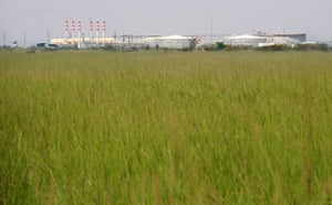 Sudan White Nile Marshes: Water pollution by oil production around oilfields in South Sudan