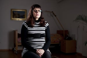 Dignitas: Beatrice Bucher, a nurse who is often present when assisted suicides occur