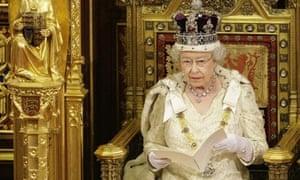 Polly Toynbee reviews the Queen's speech