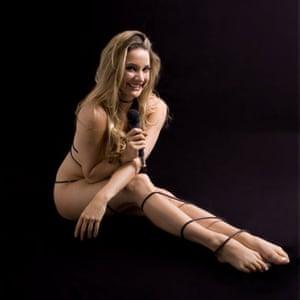 Nude Calendar: Technology entrepreneur Nude Calendar