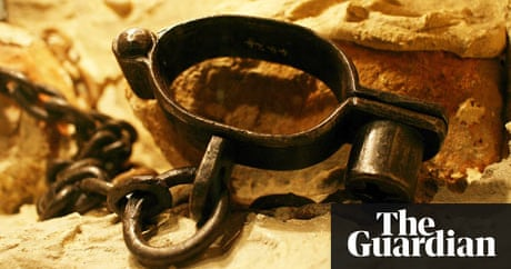 African chiefs urged to apologise for slave trade world for African crops and slave cuisine