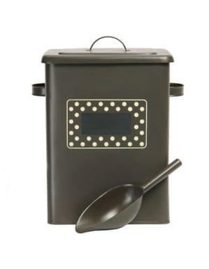 Homeware for under £30: Coffee bean large pet bin