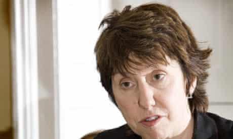 Baroness Cathy Ashton