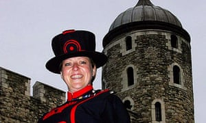 Moira Cameron and Beefeaters 'bullied first female colleague'