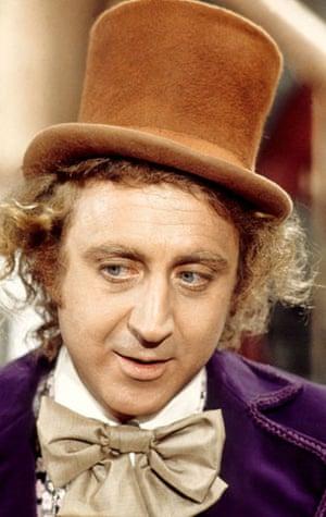 Jon Ronson Stills Life: Gene Wilder in Willy Wonka and the Chocolate Factory