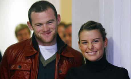 Kai Wanye Rooney's parents, Wayne and Coleen