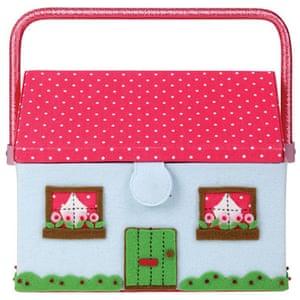 Homeware for under £100: Sewing basket