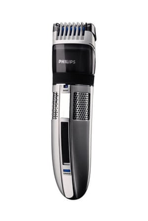 Beauty and grooming: Philips beard trimmer