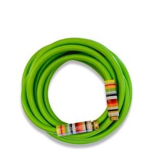 Garden goodies: Lime hose