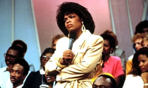 'The Oprah Winfrey Show' in the early 80's.