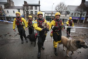 Cockermouth floods: Severe Weather Conditions Hit The UK