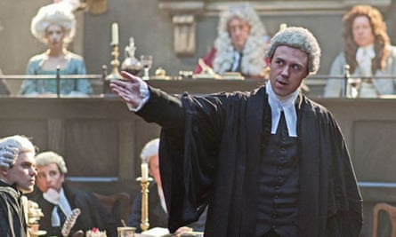 BBC1's Garrow's Law: Tales from the Old Bailey