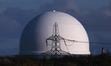 Sizewell B nuclear power stsation