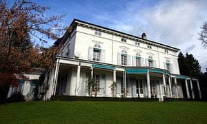 Charlie Chaplin's Swiss mansion which is to become a museum