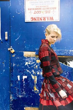 Sustainable Fashion: Fashioning the Future awards : Karina Michel