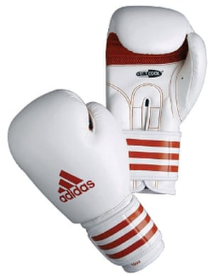 Fitness: £50 and under: boxing gloves