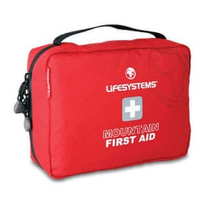 Fitness: £50 and under: First aid