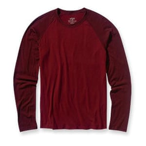 Fitness: Blow the budget: Merino base layer