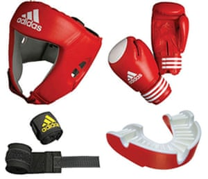 Fitness: Blow the budget: Boxing set