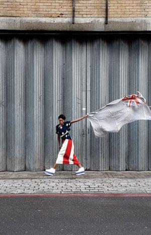 Sustainable Fashion:  Fashioning the Future awards : On Ying
