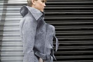 Sustainable Fashion:  Fashioning the Future awards : Sam Formo