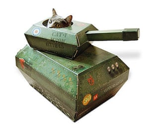 Gifts for pets: tank
