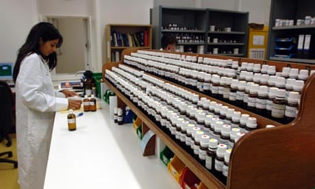 unscientific side of homeopathy