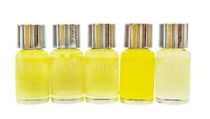 Beauty and grooming: Neomorganics bath oils