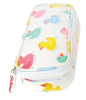 Beauty and grooming: Cath Kidson makeup bag