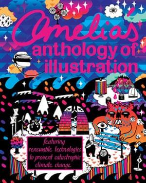Green Xmas gifts: Weekend magazine : Amelia's Anthology of Illustration