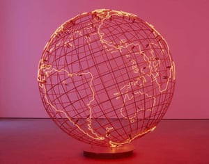 Art of a Changing World: Royal Academy of Arts presents GSK Contemporary, Earth : Mona Hatoum