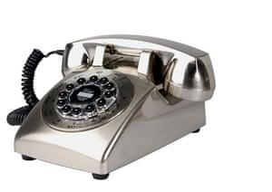 Batchelor pad: Christmas gift guide batchelor: 1950s Dreyfuss 500 phone