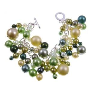 Crafts: Christmas gift guide crafts: bracelet