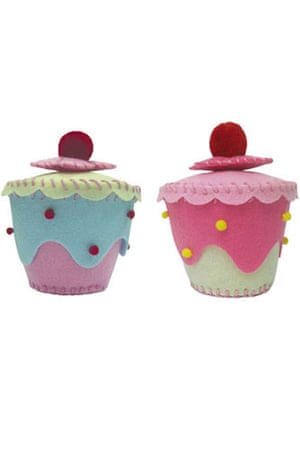 Crafts: Christmas gift guide crafts: cup cake