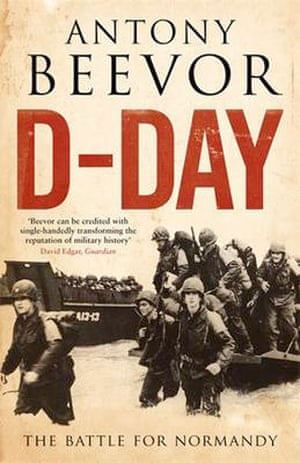 Books: Christmas gift guides books: D-Day by Anthony Beevor