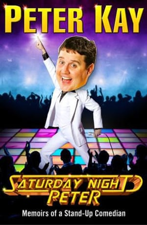 Books: Christmas gift guides books: Saturday Night Peter by Peter Kay