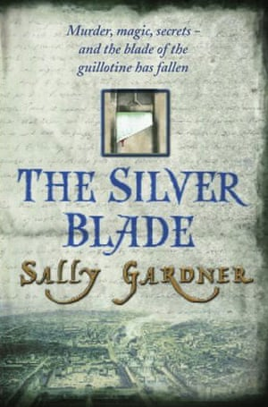 Books: Christmas gift guides books: The Silver Blade by Sally Gardner