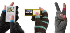 Gadgets: Gadgets: Technology gloves